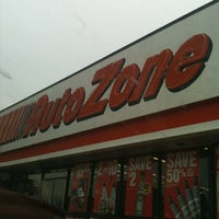 Photo taken at AutoZone by Sarah H. on 8/31/2012
