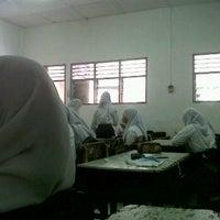 Photo taken at SMP Negeri 7 Medan by Agung D. on 7/11/2012