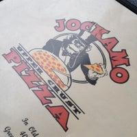 Photo taken at Jockamo Upper Crust Pizza by Cecil E. on 6/23/2012