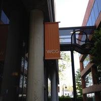 Photo taken at WCG by Gabriel W. on 5/10/2012
