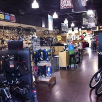 Photo taken at Oliver's Cycle Sports by Randy M. on 7/8/2012