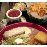 Photo taken at La Casa Mexicana by Amber H. on 6/24/2012
