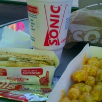 Photo taken at Sonic Drive-In by Peggy S. on 7/12/2012