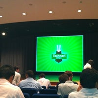 Photo taken at Technori Pitch by Alina K. on 5/29/2012