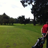 Photo taken at St Pierre 19th Hole by Sean M. on 9/1/2012