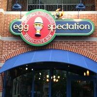 Photo taken at Eggspectation by Steve T. on 4/18/2012