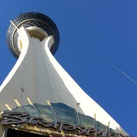 Photo taken at Stratosphere Casino, Hotel & Tower by MVD_23 on 7/22/2012
