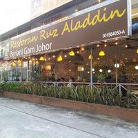 Photo taken at Restoran Ruz Aladdin by Azroy A. on 7/25/2012