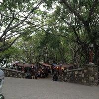 Photo taken at Rio Cuale by Jose luis G. on 2/20/2012