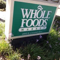 Photo taken at Whole Foods Market by william w. on 6/13/2012