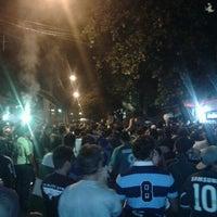 Photo taken at Bar Preste Atenção by Clayton F. on 7/12/2012