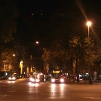 Photo taken at H Hansemannplatz by Tobias on 8/21/2012