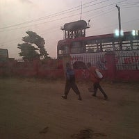 Photo taken at BRT Bus Terminal by Tope A. on 2/2/2012