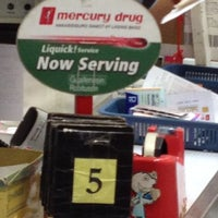 Photo taken at Mercury Drug by Jett V. on 3/29/2012