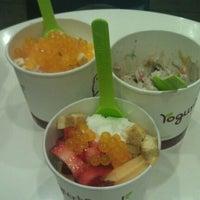 Photo taken at Yogurtland by George M. on 2/26/2012