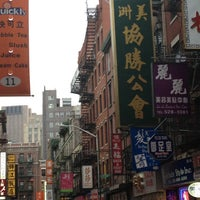 Photo taken at Chinatown by Maria on 6/10/2012