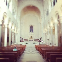 Photo taken at Basilica di San Nicola by Jad on 9/11/2012