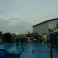 Photo taken at Suncity Waterpark by ananto F. on 7/18/2012