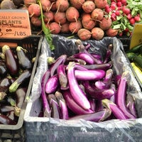 Photo taken at Old Oakland Farmers' Market by Thirsty T. on 9/12/2012