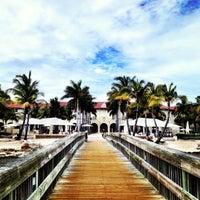 Photo taken at Casa Marina, A Waldorf Astoria Resort by Brittney C. on 4/29/2012