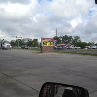 Photo taken at RaceTrac by Jessie P. on 3/29/2012