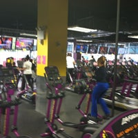 Photo taken at Planet Fitness by Big R. on 4/26/2012
