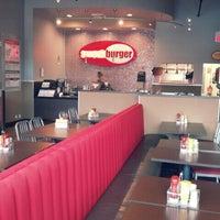 Photo taken at Smashburger by Logan P. on 9/11/2012