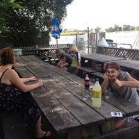 Photo taken at Bridge Seafood by David S. on 4/23/2012