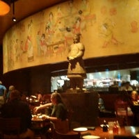 Photo taken at P.F. Chang's by Don M. on 5/3/2012