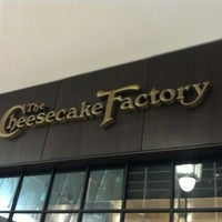 Photo taken at The Cheesecake Factory by Mario F. on 4/7/2012