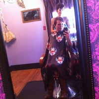 Photo taken at Starlite Beauty Parlor by Cynthia N. on 7/28/2012