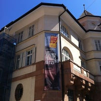 Photo taken at Südtiroler Archäologiemuseum by Juan Manuel R. on 6/16/2012
