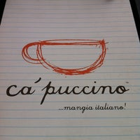 Photo taken at Ca'puccino by Musaed A. on 7/9/2012