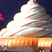 Photo taken at The Cone by Todd on 7/13/2012