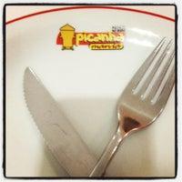 Photo taken at Picanha Mania by Mayara Rocha on 7/28/2012
