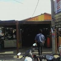 Photo taken at Warung Hajah Robiah by Ejay R. on 3/1/2012