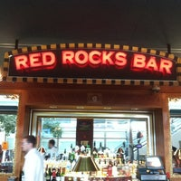 Photo taken at Red Rocks Bar by Pauly M. on 4/9/2012