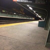 Photo taken at MTA Subway - Pelham Parkway (2/5) by kashew on 6/1/2012