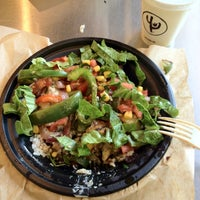 Photo taken at Qdoba Mexican Grill by Ye W. on 5/5/2012