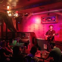 Photo taken at Branded Saloon by Akie B. on 7/19/2012