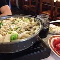 Photo taken at Kamiya Sushi & Sukiyaki by Jorge T. on 8/5/2012
