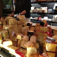 Photo taken at The Cheese Shop by Amy S. on 3/4/2012