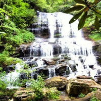 Photo taken at Pearson's Falls by Mandy F. on 8/11/2012