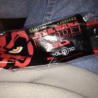 Photo taken at Carmike Cinemas 8 by Wallis M. on 2/10/2012