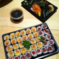 Photo taken at Sushi Kimura by Edu L. on 4/21/2012