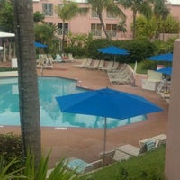 Photo taken at Comfort Suites by cha cha cha on 6/1/2012