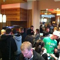 Photo taken at Link@Sheraton Café by Pali K. on 4/16/2012