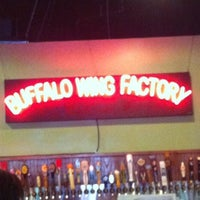 Photo taken at Buffalo Wing Factory by Oscar C. on 7/19/2012