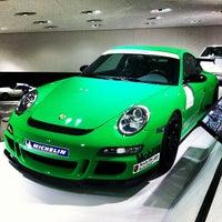 Photo taken at Porsche Museum by Alexander G. on 8/21/2012