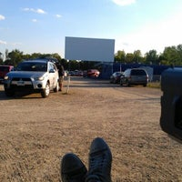 Photo taken at Vali-Hi Drive-In by Andrew F. on 6/3/2012
